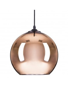 Mirror glow lampa wisząca miedź ST-9021-M copper - Step Into Design