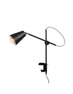 Arte lampka biurkowa czarna 1008B1/U - Aldex