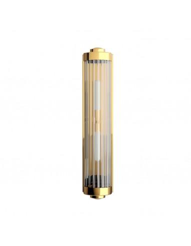 Kinkiet łazienkowy złoty Fumi parette gold IP44 - Orlicki Design