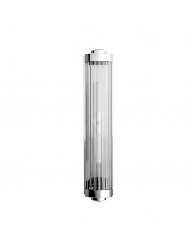 Kinkiet łazienkowy chrom Fumi parette cromo IP44 - Orlicki Design