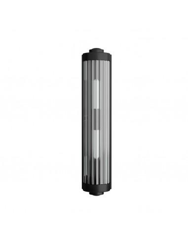 Kinkiet łazienkowy czarny Fumi parette nero IP44 - Orlicki Design