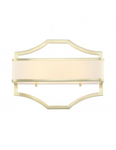 Kinkiet Gerdo parette old gold złoty - Orlicki Design