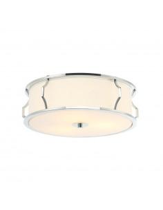Plafon Pirelo pl cromo chrom - Orlicki Design