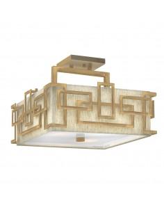 Lanza lampa sufitowa 3 brązowa HK-LANZA-SF-BR - Hinkley