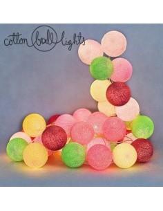 Świecące kule LED Candy -...