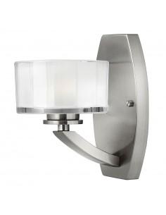 Meridian kinkiet srebrny HK-MERIDIAN1 - Hinkley
