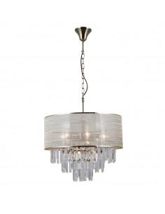 Lampa wisząca Torreia PND-45660-8 Italux