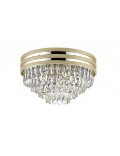 C0525-05A-V6B5 NAICA LAMPA SUFITOWA ZŁOTA/GOLD Zuma Line