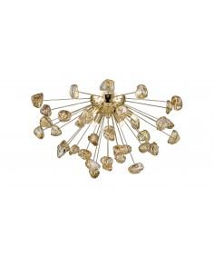 Lampa sufitowa Star złota C0539-06A-F7DY Zuma Line
