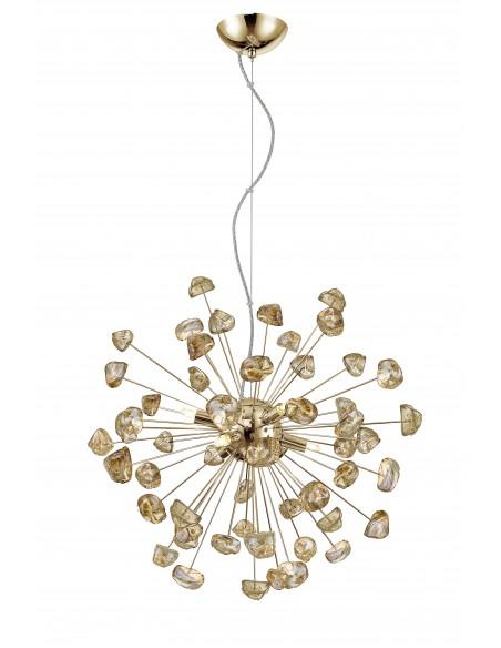 Lampa wisząca Star złota P0539-06A-F7DY Zuma Line
