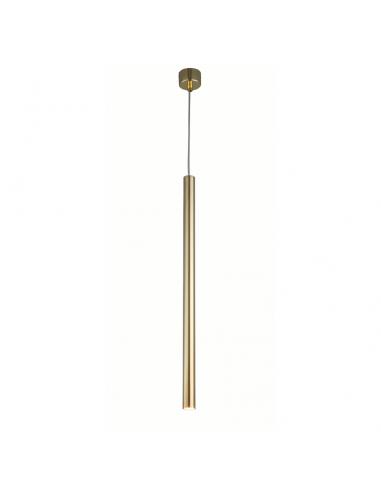 Lungo lampa wisząca tuba złota LP-894/1P GD Light Prestige