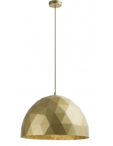 Lampa wisząca złota Diament L 32302 Sigma