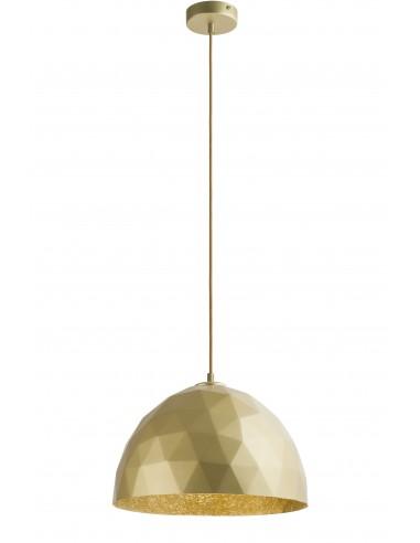 Lampa wisząca Diament M złota 32303 Sigma