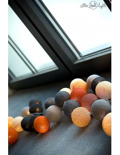 Świecące kule LED New Design - Cotton Ball Lights