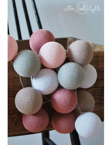 Świecące kule LED Petit - Cotton Ball...
