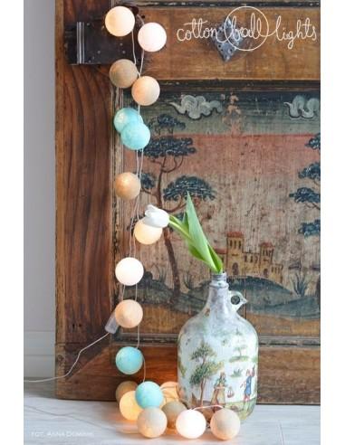 Świecące kule LED Playa - Cotton Ball...