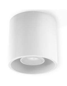 Downlight tuba ORBIS 1 Biały SL.0021 - Sollux