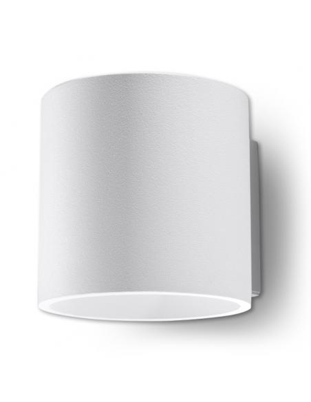 Kinkiet Orbis biały SL.0050 - Sollux