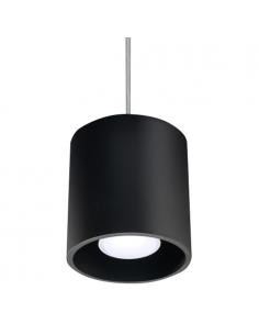 Lamp Wisząca ORBIS 1 Czarny...