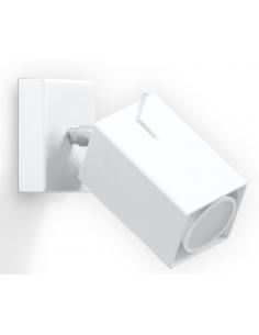 Kinkiet regulowany MERIDA biały 1 punktowy spot SL.0095 - Sollux