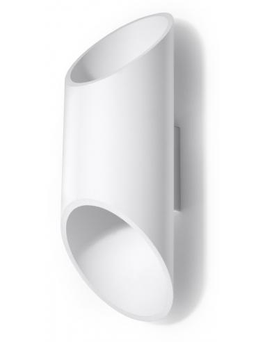 Kinkiet PENNE 30 Biały SL.0108 - Sollux