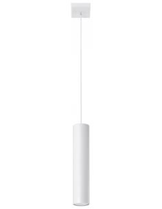 Lampa wisząca biała Lagos SL.0323 - Sollux
