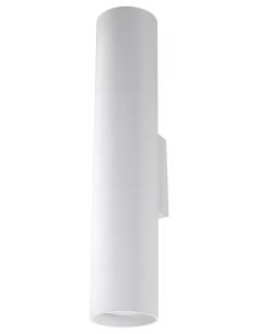Kinkiet biały Lagos 2 punktowy SL.0326 - Sollux