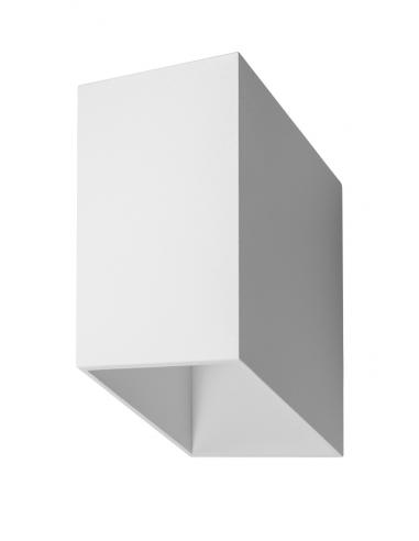 Kinkiet TUNNEL Biały SL.0376 - Sollux