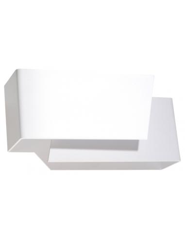 Kinkiet PIEGARE Biały SL.0394 - Sollux