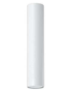 Downlight biały tuba Lagos 30 cm SL.0435 - Sollux