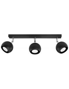 Plafon OCULARE 3 Czarny...
