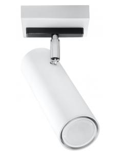 Spot Direzione biały regulowany SL.0495 - Sollux