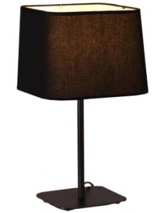 Lampka Marbella czarna...