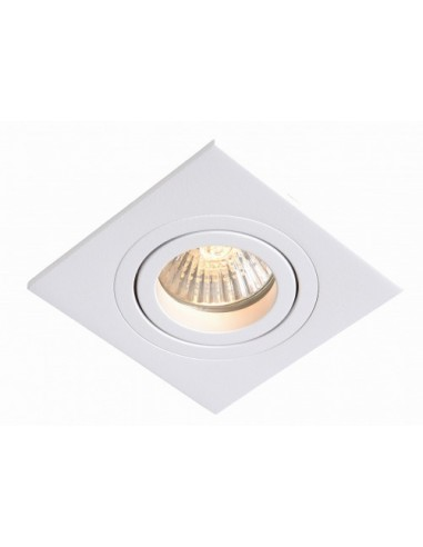 Oprawa podtynkowa Metis 1 biała LP-2780/1RS WH - Light Prestige
