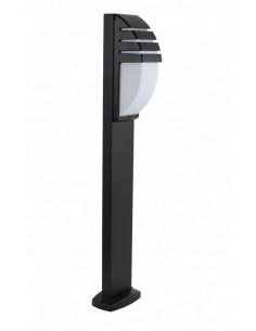 Lampa stojąca ogrodowa CITY 11836-R BL Czarny IP54 - Su-ma