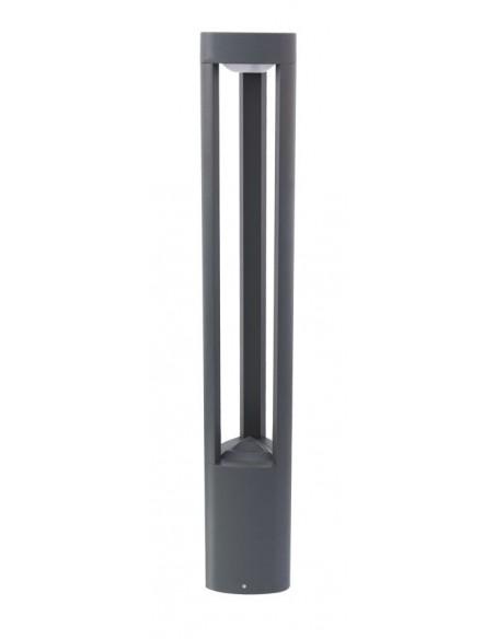 Lampa stojąca ogrodowa FAN GL 11205 Ciemny popiel IP54 - Su-ma