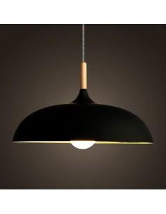 Lampa wisząca SAUCER czarna...