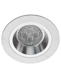 Oczko podtynkowe Bosque srebrne GU10 LMF.BQ540SC - Lumifall