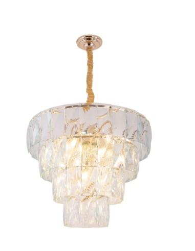 Lampa wisząca Vivaldi kryształki...
