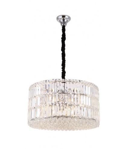 Lampa wisząca Puccini 60 kryształki...