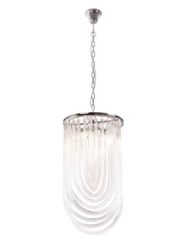 Lampa wisząca Plaza kryształki P0287...