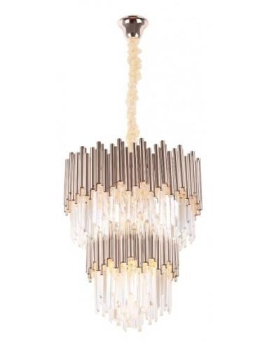 Lampa wisząca Vogue kryształki P0283...