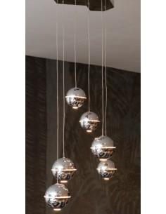 Lampa wisząca LED Zen 6...