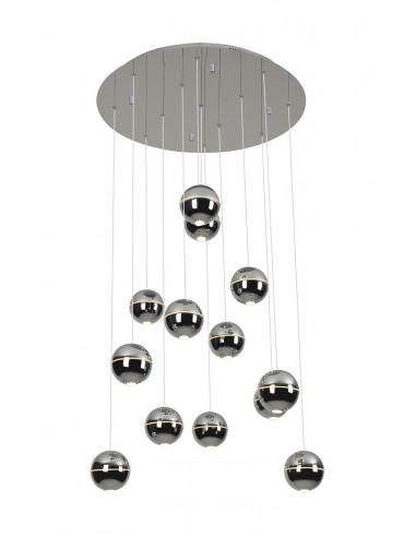 Lampa wisząca LED Zen 13 chrom P0317...