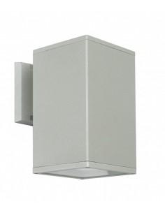 Kinkiet elewacyjny Adela 8002 AL Srebrny IP54 - Su-ma