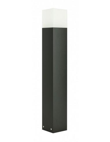 Lampa stojąca ogrodowa Cube Max CB-MAX 700 BL Czarny IP44 - Su-ma