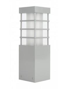 Lampa stojąca ogrodowa RADO II 3 AL Srebrny IP54 - Su-ma