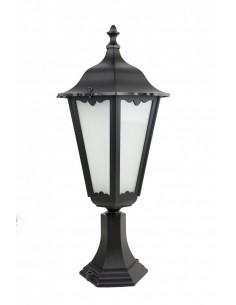 Lampa stojąca ogrodowa Retro Maxi K 4011/1 BD Czarny lub patyna IP43 - Su-ma