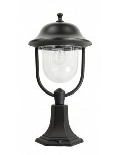 Lampa stojąca ogrodowa Prince K 4011/1/O Czarny lub patyna IP43 - Su-ma