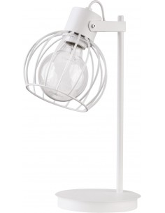 Lampka Luto koło biała...